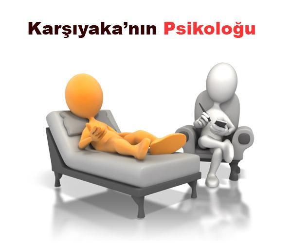 İzmir Karşıyaka da Uzman Psikolog